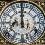イギリスの一日が25時間になるフシギ。