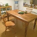 『素材感を楽しむアーコール家具のコーディネイト』お客様活用事例◆島根M様◆