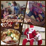 家族で過ごす楽しいクリスマス★2016★