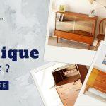 ジェンティーク(JENTIQUE)家具とは■北欧系イギリス生まれのヴィンテージ■