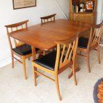 脚が外れるダイニングテーブルについて-ヴィンテージ家具店『BRITISH Vintage+(通称ブリビ )』