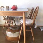 【これで解決!】子どもと使うヴィンテージERCOLチェア-ヴィンテージ家具店『BRITISH Vintage+(通称ブリビ )』