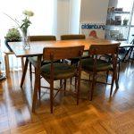 使い込んだ風合いを楽しみます◆東京都T様◆-ヴィンテージ家具お客様活用事例