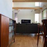 自宅を自分好みに育てる-東京都I 様-ヴィンテージ家具活用事例