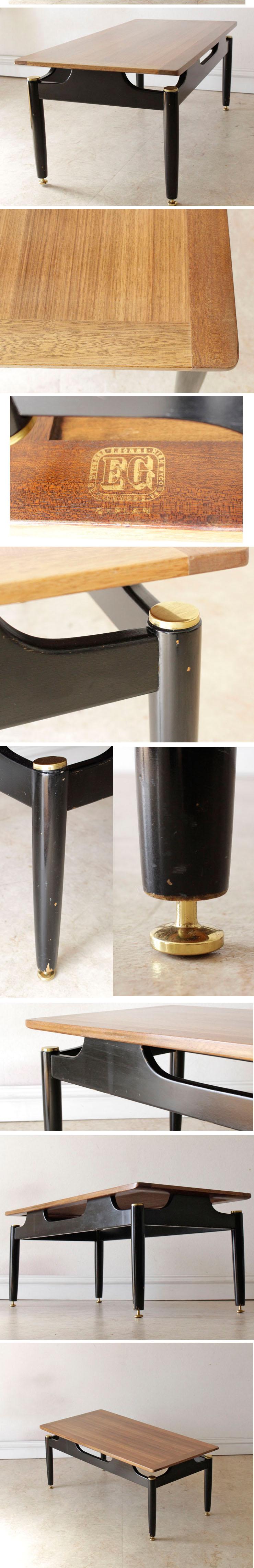 G-plan・ジープラン・コーヒーテーブル・チーク・アンティーク・ビンテージ・ミッドセンチュリー