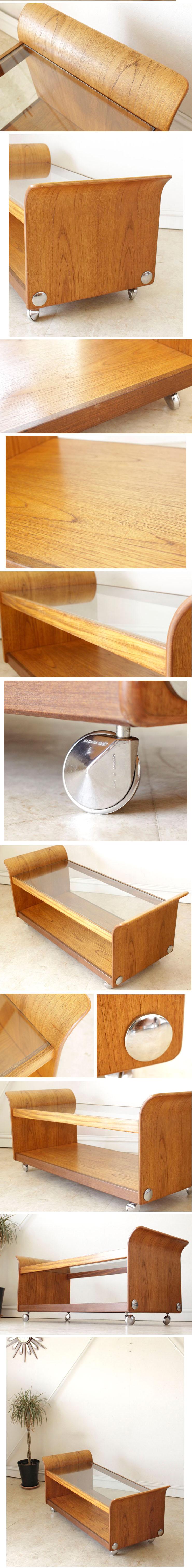 ジープラン・G-plan・ビンテージ・コーヒーテーブル・ガラス・センターテーブル・チーク・アンティーク