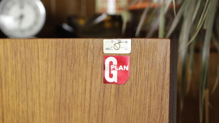 G-plan・ジープラン・ロングジョン/北欧/サイドボード・チーク・ミッドセンチュリー・ビンテージ・アンティーク