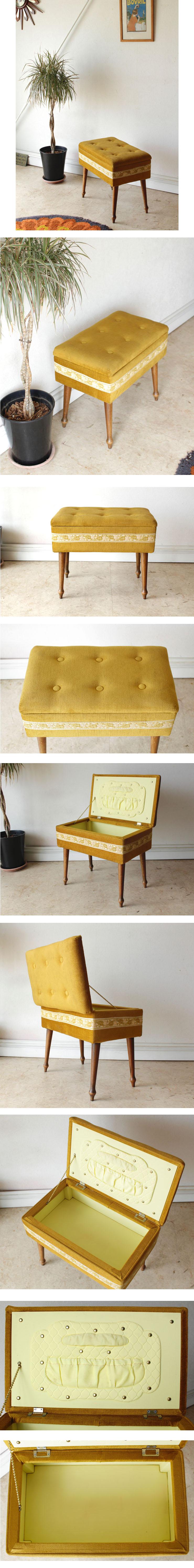 スツール・イギリス製・アンティーク・ビンテージ・椅子・シェアボーン