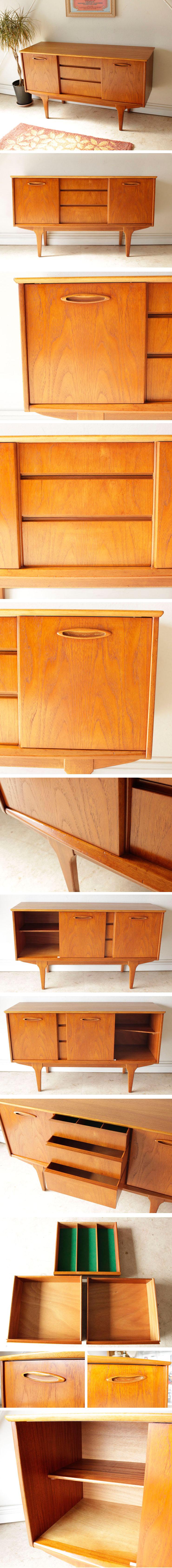 ジェンティーク・サイドボード・北欧・アンティーク・ビンテージ・輸入家具