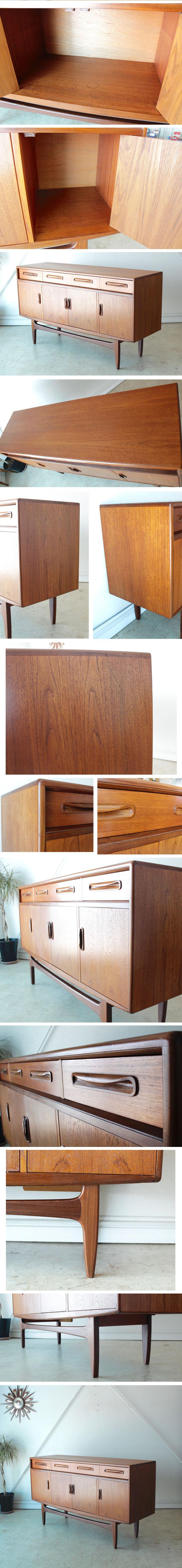 G-planジープラン・サイドボード・ビンテージ・チーク・北欧・インテリア・輸入家具