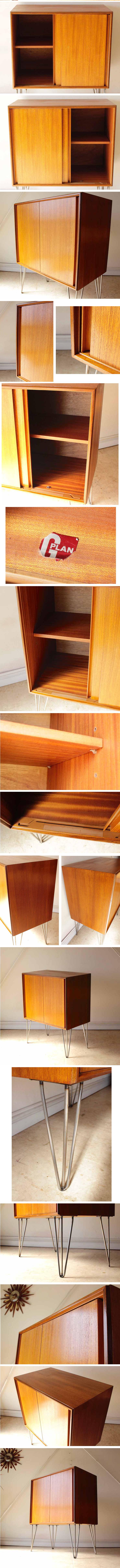 ジープラン・G-plan・キャビネット・アイアン・サイドボード・ビンテージ・家具・アンティーク・ミッドセンチュリー・輸入家具