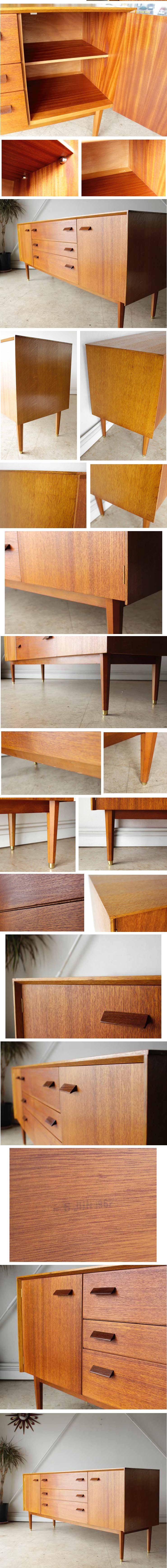 ジープラン・G-plan・サイドボード・テレビボード・ビンテージ・家具・アンティーク・ミッドセンチュリー・輸入家具