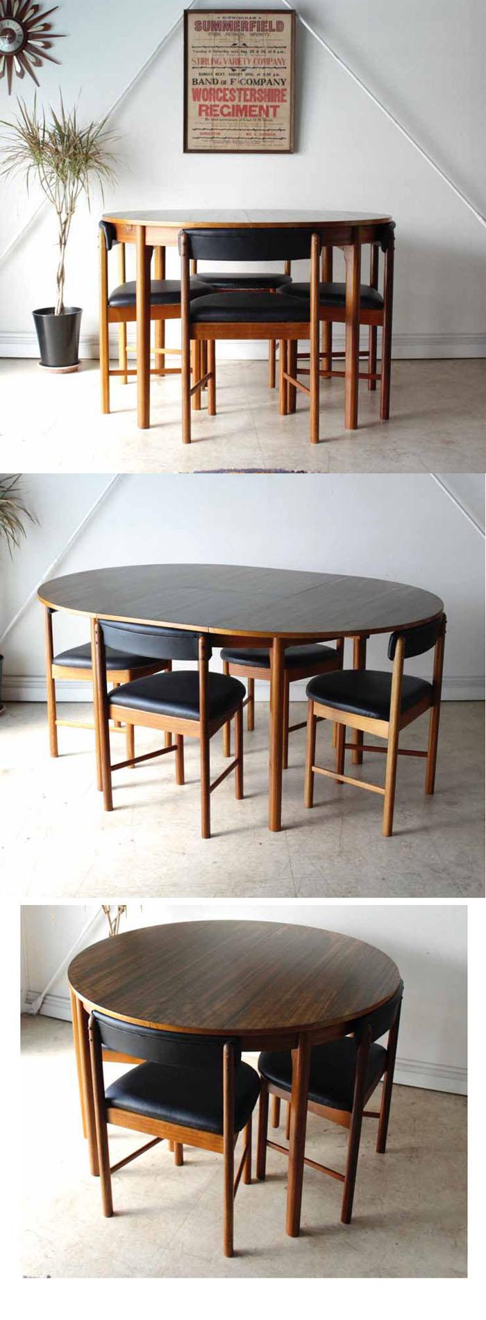まっきントッシュ椅子4脚セット ビンテージ英国製
